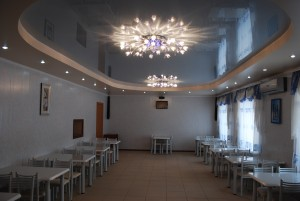 Залы для поминальных обедов